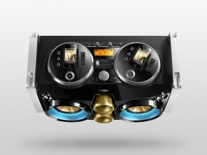 [Мечта диджея] Philips Mini Hi-Fi System