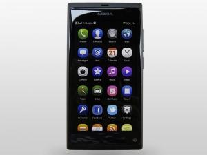 [Обзор престижного смартфона Nokia N9]