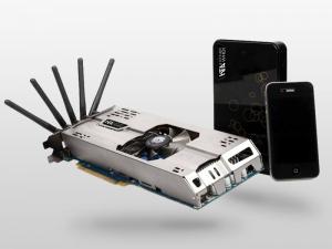 [А провода где!?] KFA2 NVIDIA GeForce GTX 460 – видеосигнал по воздуху