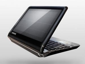 [Ноутбуки Samsung работают от солнечных батарей!]