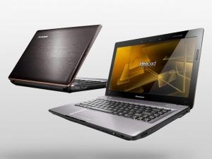 [GPU нового поколения] в Lenovo IdeaPad Y470p