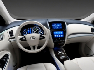[Intel + Nissan] = умный автомобиль