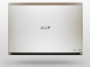 [Два экрана в ноутбуке] Acer Iconia-6120