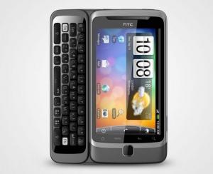[Необычный слайдер] HTC Desire Z – новый QWERTY слайдер для фанатов Android