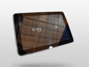 [Доступный планшет] ZTE V96