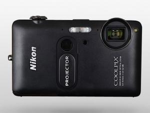 [Фотокамера с проектором] Nikon S1200pj