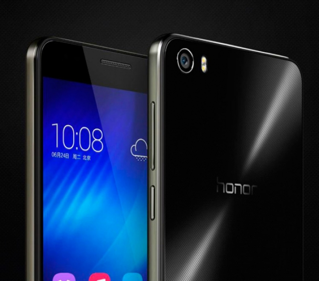 Lollipop для Huawei Honor 6