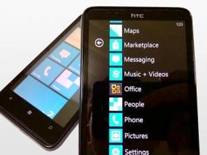 [HTC HD7] фотографии, характеристики