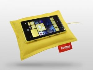 [Мягкая зарядка] Подушка Nokia Fatboy