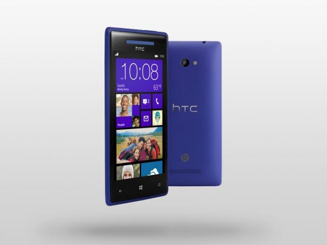 Windows Phone 8X от HTC