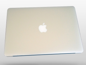"[Обзор MacBook Air 13"" MD231]"