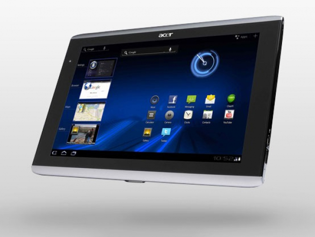 Windows или Android на Acer Iconia Tab
