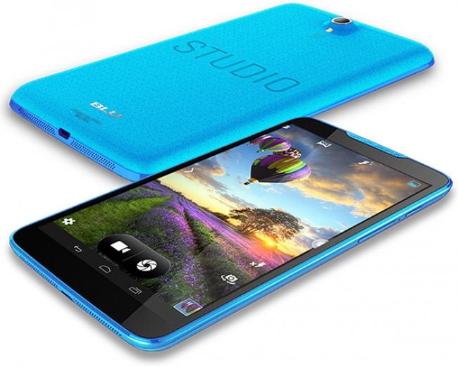 Blu Studio 7.0 - 7-дюймовый смартфон из США