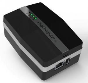 Компьютер-розетка Marvell Plug Computer 3.0 со встроенным Wi-Fi и жестким диском