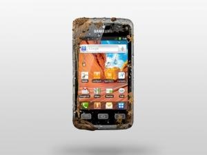 [Телефон с мужским характером] Samsung Galaxy XCover