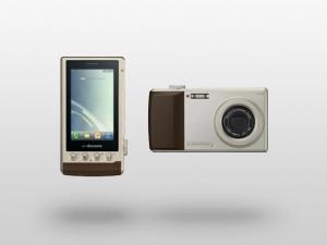 [LG L-03C] не только стильная фотокамера, но и телефон!