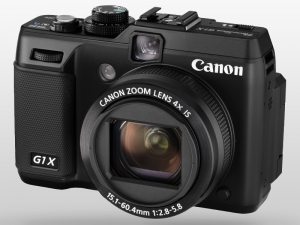 [Обзор фотоаппарата Canon PowerShot G1 X]