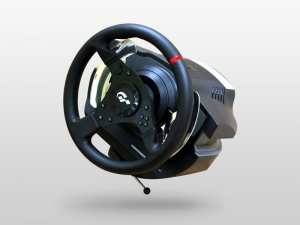 [Мечта защитника Отечества.] Руль Thrustmaster T500 RS