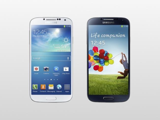 Galaxy S 4 официально представлен на Samsung Unpacked 2013