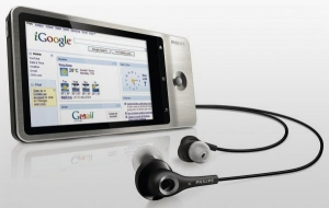 [Конкурент iPod touch.] Новая информация о плеере Philips GoGear Connect