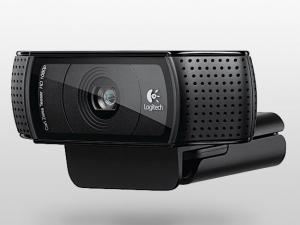 [Skype в FullHD.] Logitech C920