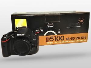[Большая разница?] Обзор Nikon D5100