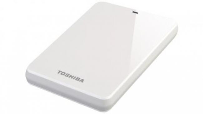 Toshiba Canvio Cast - беспроводной накопитель с Wi-Fi